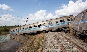 سقوط عدد من الجرحى جراء خروج قطار عن مساره في أمريكا