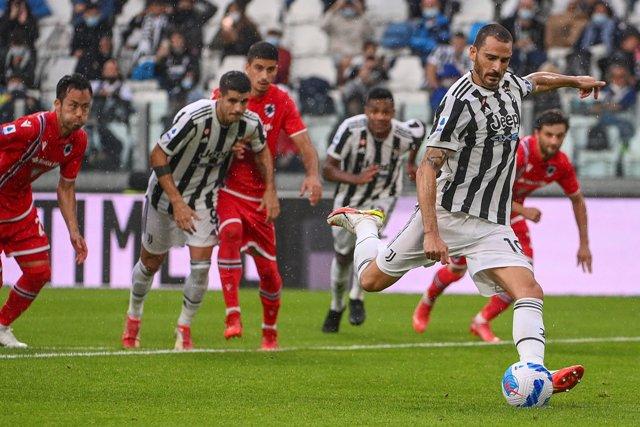 يوفنتوس يؤكد صحوته في الدوري الإيطالي بفوز ثمين على سامبدوريا