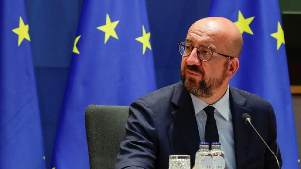 رئيس المجلس الأوروبي يحث على إبرام معاهدة دولية لمواجهة وباء كورونا