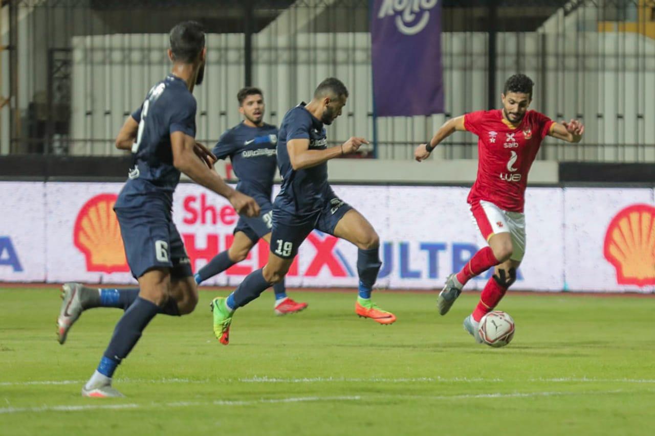 أخبار الأهلي ;شوبير; يُشيد بأداء الأحمر أمام إنبي في كأس مصر