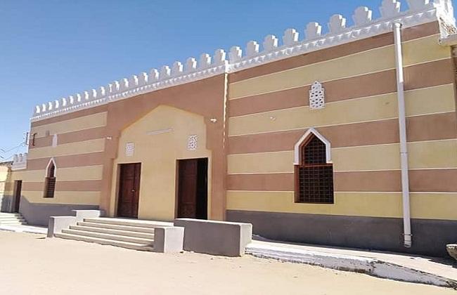 افتتاح مسجدين جديدين في الأقصر الجمعة المقبل  صور