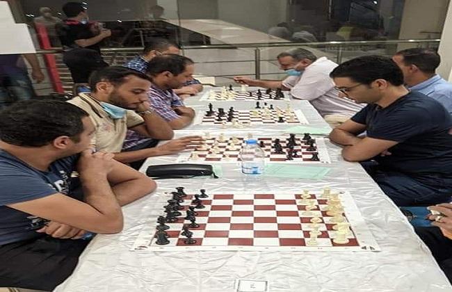 فريق شطرنج ;مياه الدقهلية; يفوز بالمركز الخامس في بطولة دوري الشركات|صور