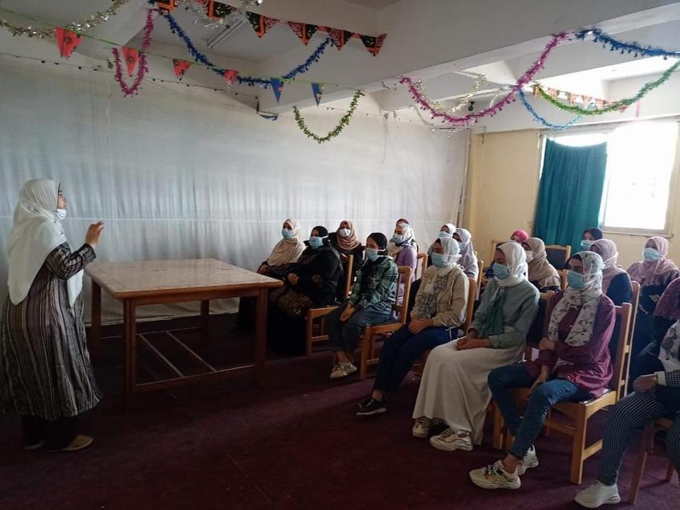 انطلاق حملة ;المرأة صانعة السلام; جنوب بورسعيد غداً  صور