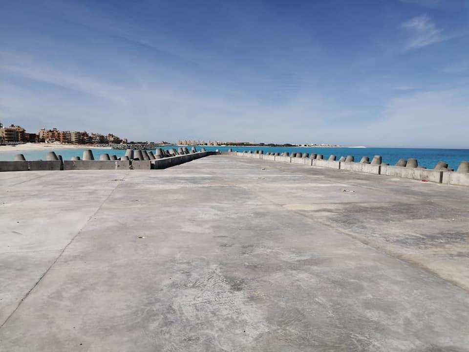 مشروعات لحماية شواطئ محافظات  المتوسط  من آثار التغيرات المناخية