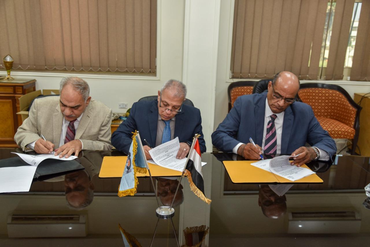 جهود الهيئة العربية للتصنيع في مجال منظومة الري الحديث