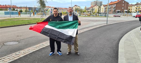 الإمارات تحصل على الميدالية الفضية في بطولة العالم للقوة البدنية