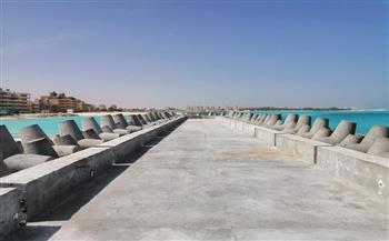 مشروعات-كبرى-لحماية-شواطئ-محافظات-;المتوسط;-من-آثار-التغيرات-المناخية|صور
