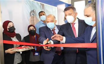 رئيس-جامعة-عين-شمس-يشهد-عددًا-من-الافتتاحات-بالمستشفى-التخصصي-|-صور