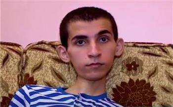 ;محمد-عمر;-أول-معيد-بكلية-الحقوق-من-مرضى-الضمور- -فيديو