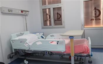 افتتاح-تجديدات-بمستشفى-عين-شمس-التخصصي-بتكلفة--مليون-جنيه