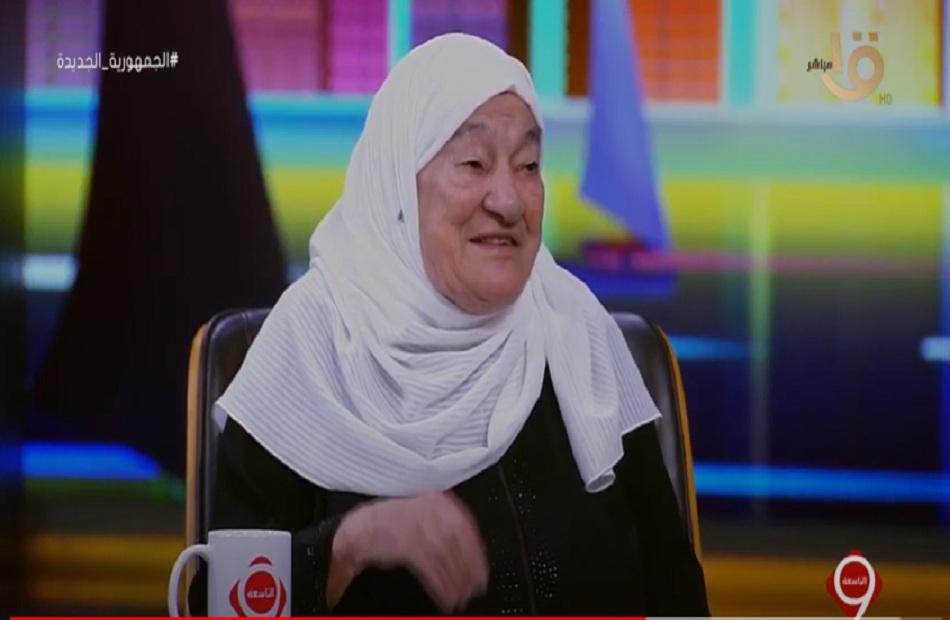 أم محمد   لن آخذ إجازة لو وصلت بورسعيد متأخرة وهافضل صاحية للصبح علشان أفتح المدرسة | فيديو