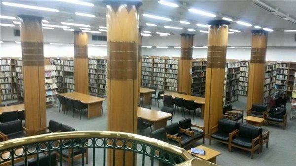مكتبة القاهرة الكبرى تحفة تاريخية تستقبل القراء|فيديو