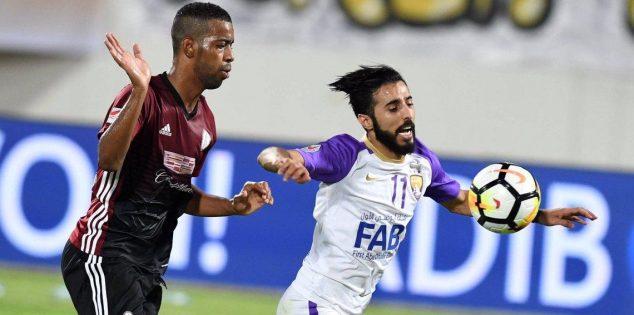 الانضباط  توقع عقوبة على العين والوحدة في الدوري الإماراتي