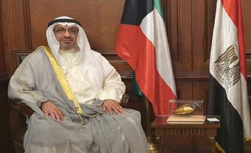 مدير الصندوق الكويتي للتنمية محطة مصرف بحر البقر مشروع عملاق