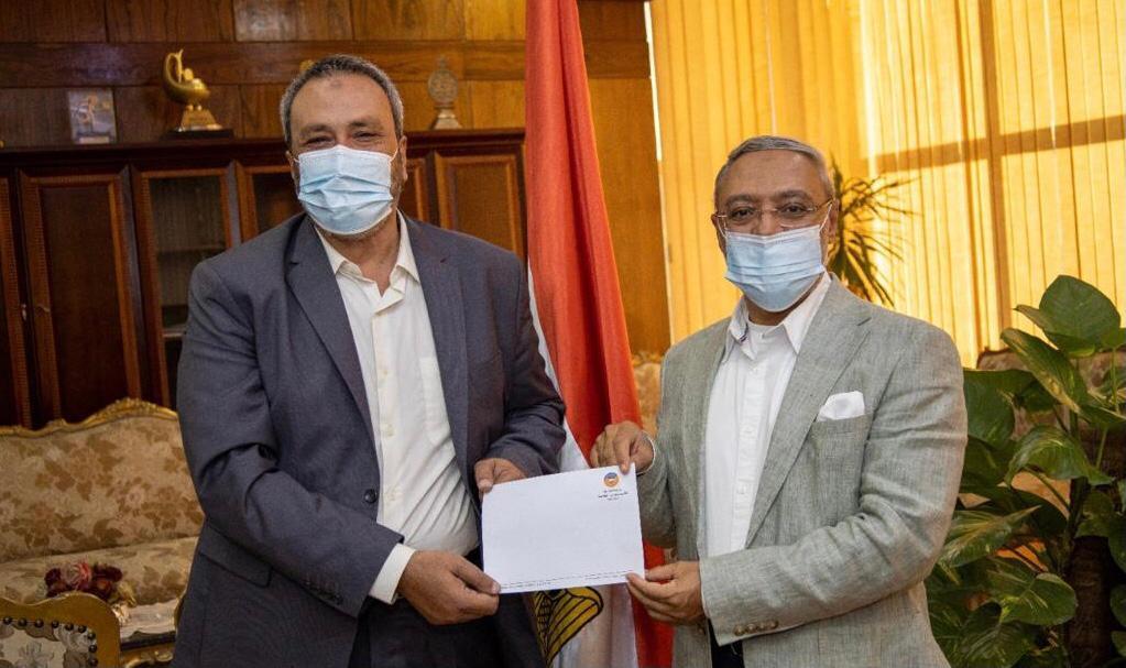 رئيس جامعة طنطا تكليف ;الشبينى; للقيام بأعمال وكيل كلية الطب