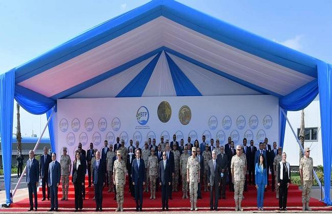 الرئيس السيسي مشروعات التنمية تعتمد على مبدأ الحوكمة للوصول لأعلى جودة من التنفيذ بأقل تكلفة