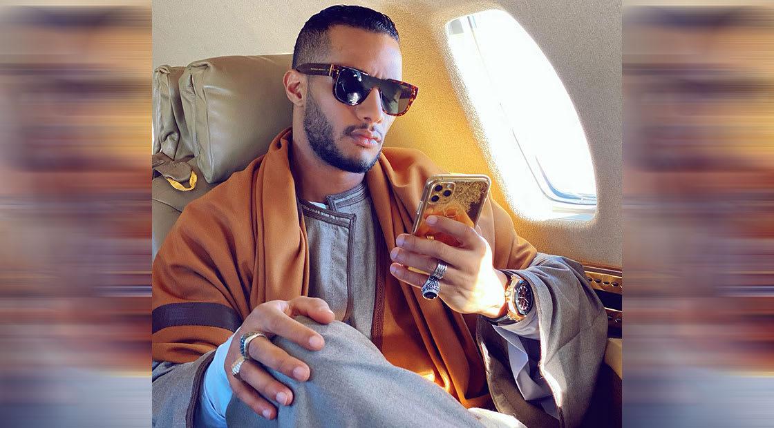 محمد رمضان يستعد لإطلاق أغنيته مع سولكينج بروك