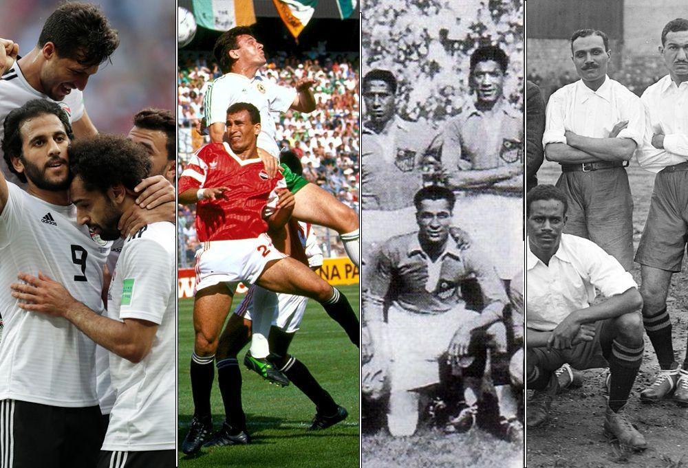 حكايات من تاريخ الكرة المصرية  أسرار حسين حجازي والخطيب ومو صلاح في إصدار جديد