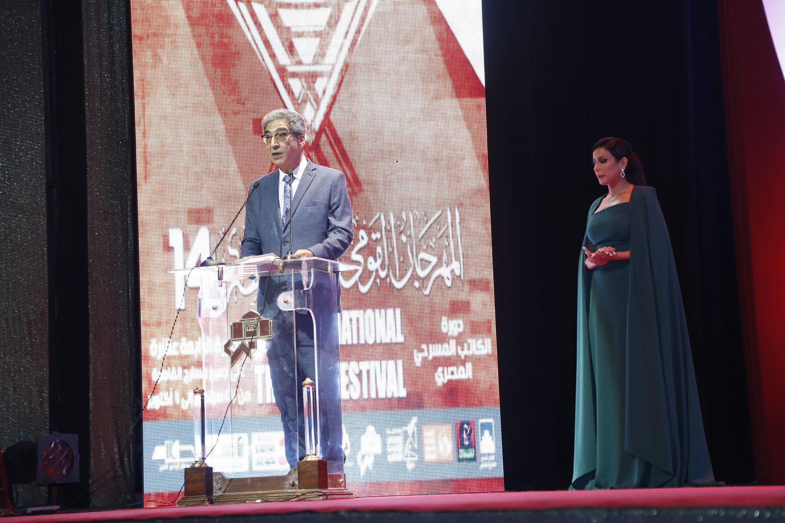 يوسف إسماعيل اختيار أفضل  عروض من المسرح القومي في الدورة  لتجوب محافظات مصر