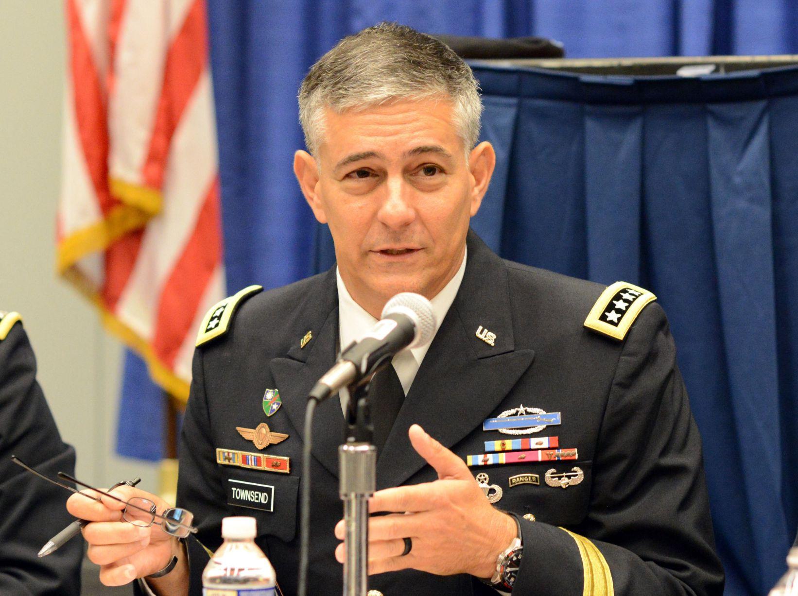 مسئول عسكري أمريكي إرادة مشتركة لتعزيز العلاقات الثنائية مع الجيش الجزائري