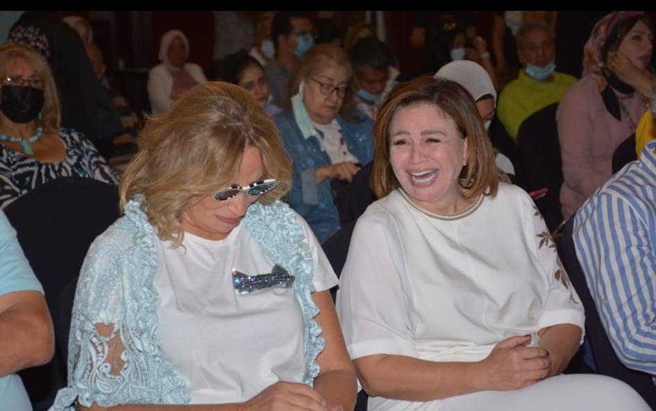 ندوة تكريم المخرج عمر عبد العزيز بمهرجان الاسكندرية السينمائي