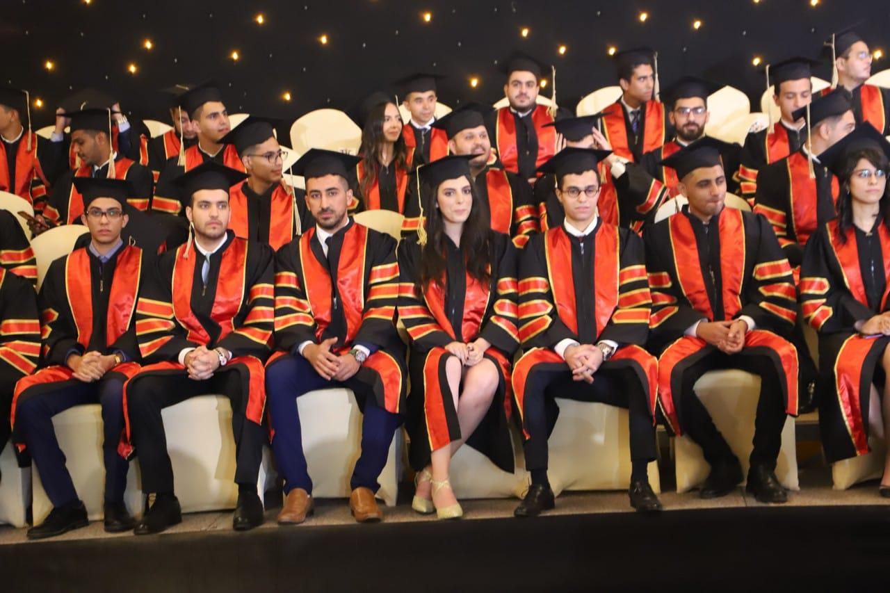 حفل خريجي الأكاديمية العربية للعلوم والتكنولوجيا