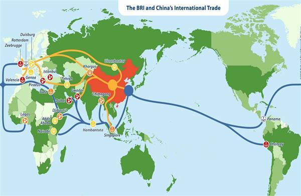 واشنطن بايدن يريد منافسة مبادرة الحزام والطريق الصينية في أمريكا اللاتينية