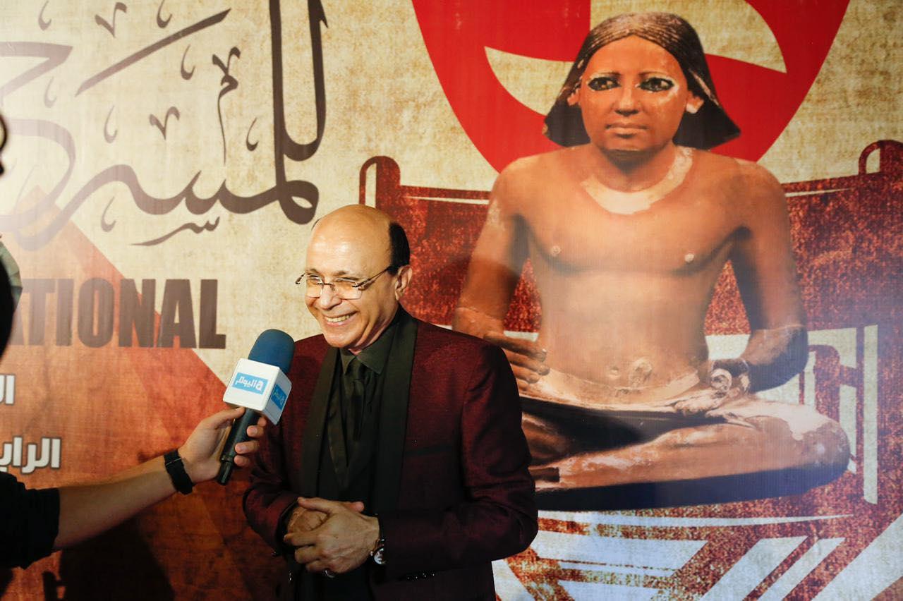 حفل افتتاح  المهرجان القومي للمسرح المصري