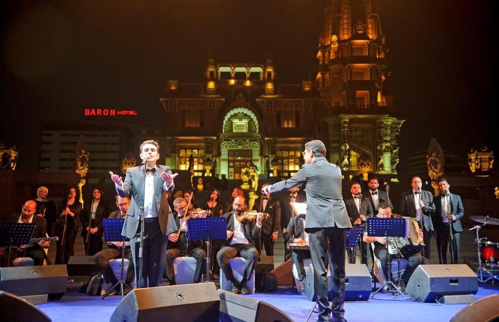 مهرجان  Gouter  الثقافي الدولي في دورته الأولى