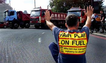 بريطانيا-تستدعى-قوات-الجيش-للمساعدت-في-حل-أزمة-الوقود