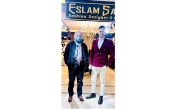 حسين-فهمي-يتعاون-مع-مصمم-الأزياء-إسلام-سعد-في-فيلم-quot;فارسquot;