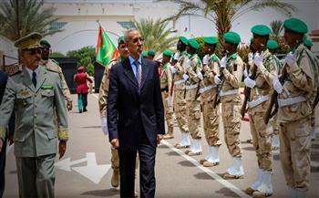 وزير-الدفاع-الموريتاني-يبحث-مع-مسئول-عسكري-فرنسي-تعزيز-التعاون-المشترك