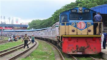 الحكومة-الهندية-توقع-على-اتفاق-لتطوير-خط-جديد-للسكك-الحديدية-فى-بنجلاديش