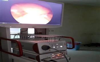 تشغيل-أحدث-جهاز-منظار-جراحي-فى-مستشفى-كفرالزيات-العام-بالغربية|-صور