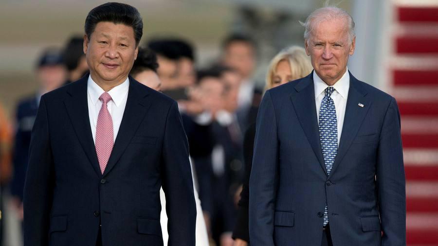 البيت الأبيض الرئيس الصيني أثار قضية مديرة  هواوي  في مكالمة مع بايدن