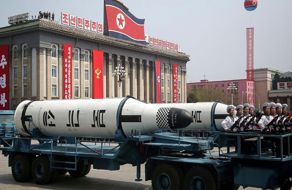 سول وطوكيو كوريا الشمالية أطلقت مقذوفا في بحر اليابان