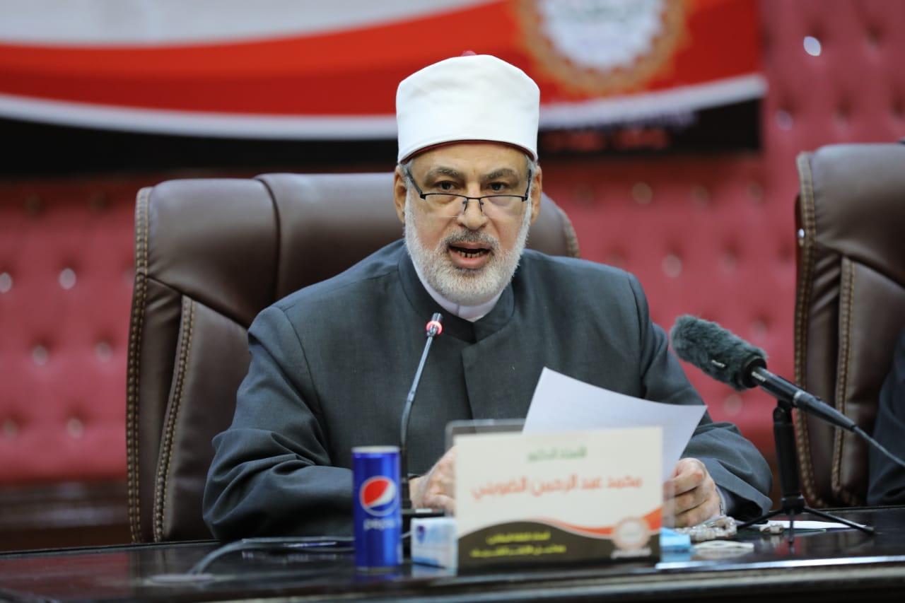 وكيل الأزهر الأزهر شهد في عهد الإمام  الطيب  طفرة إصلاحية ضد حملات التشويه  صور