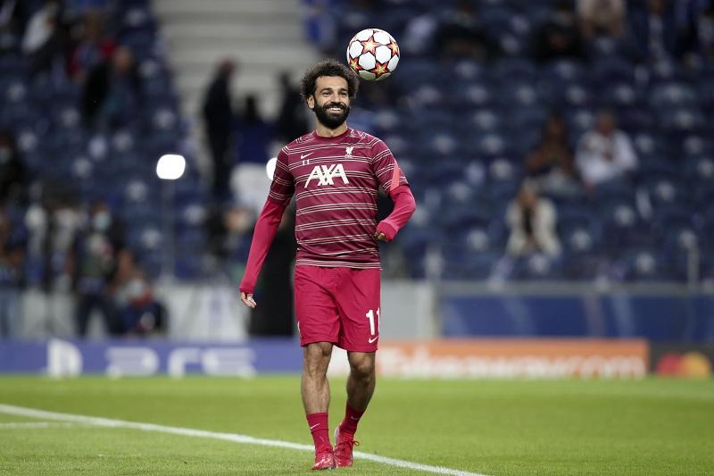 دوري أبطال أوروبا محمد صلاح يقود هجوم ليفربول لمواجهة بورتو