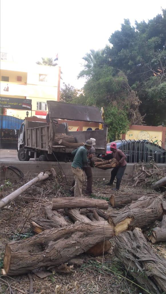حي العجوزة يعلن استمرار أعمال التطوير وحملات الصيانة لمواسير المياه والصرف الصحي