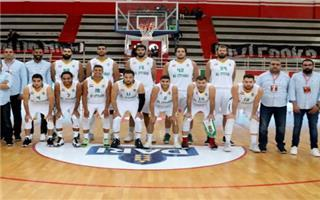 مدرب شعب حضرموت اليمني مشاركتنا في البطولة العربية للسلة تاريخية