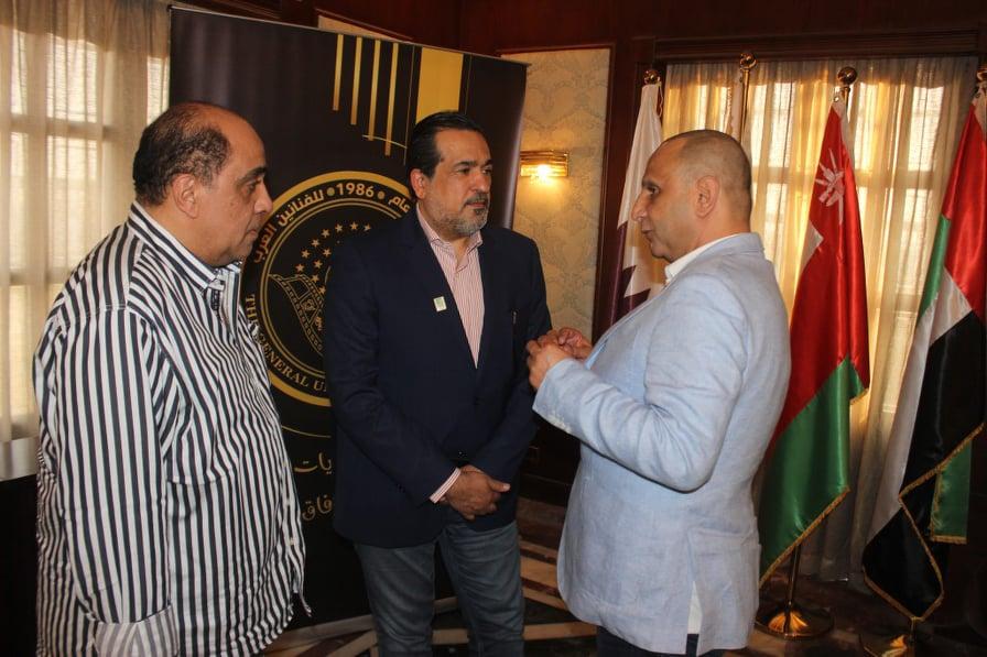 اتحاد الفنانين العرب  يحتفل بمرور 35 عاما على تأسيسه