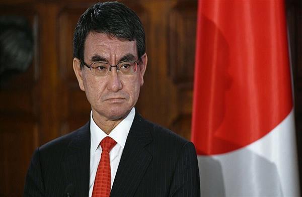 خلفا لسوجا وزير خارجية اليابان السابق يعتزم الترشح لمنصب رئيس الوزراء