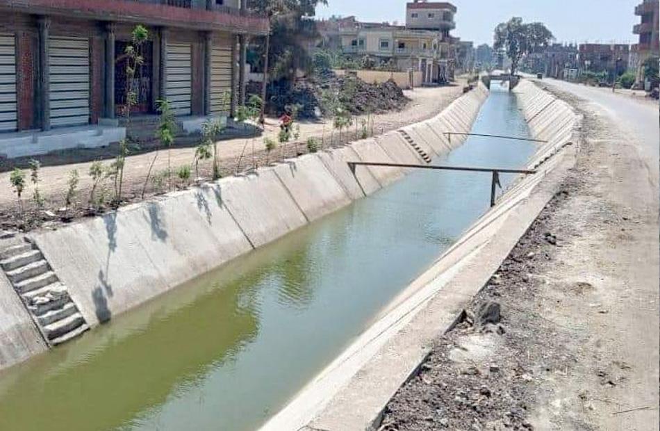 وزير الري تأهيل الترع حسَّن إدارة وتوزيع المياه وزاد من القيمة السوقية للأرض الزراعية| صور