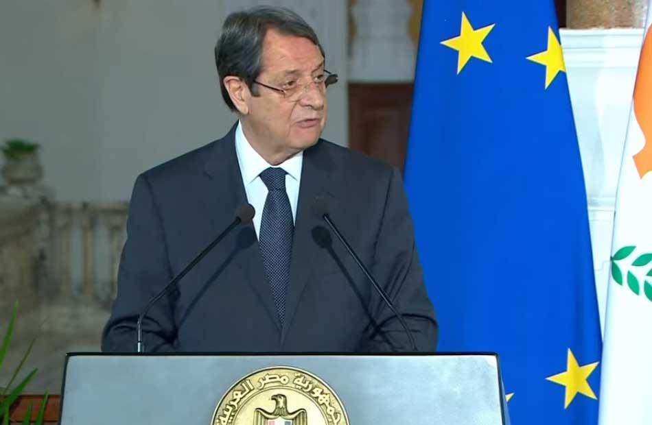 غدا الرئيس القبرصي يبدأ زيارة رسمية لمملكة البحرين
