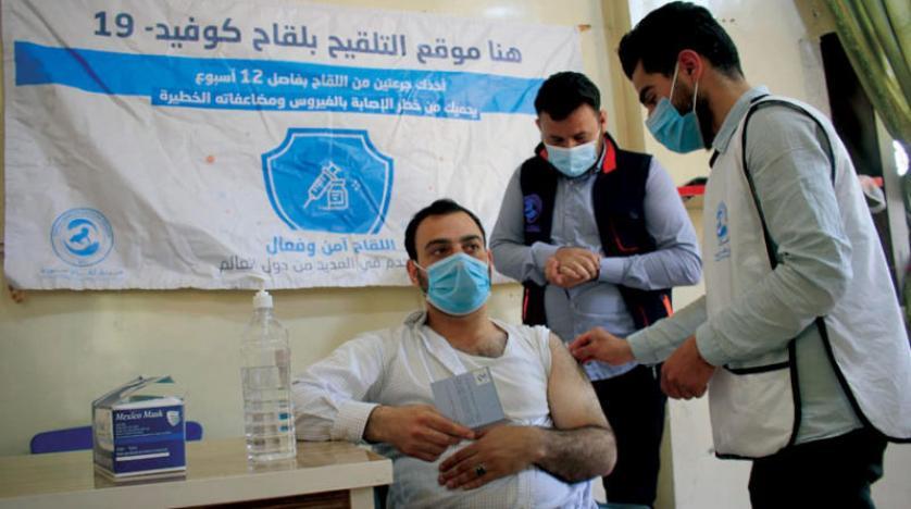 سوريا تسجل  إصابة جديدة بكورونا و وفيات