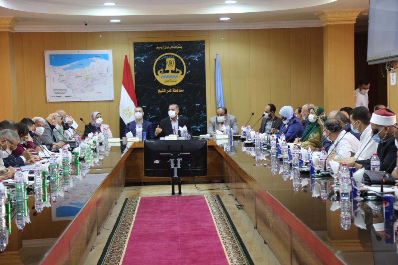 محافظ كفر الشيخ لدينا أبراج أيقونية وأدعو نواب الشعب لزيارة تجمعاتنا السكنية الجديدة