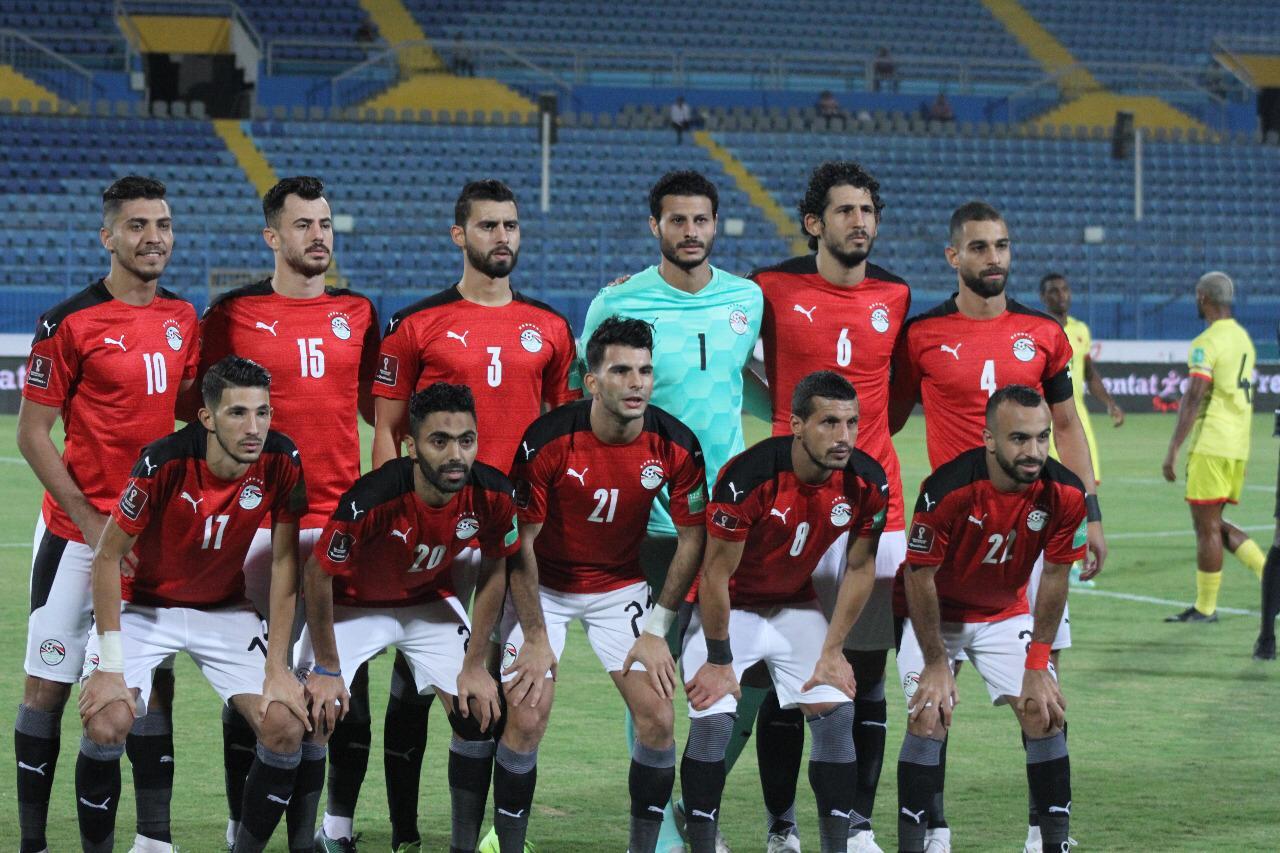 موعد مواجهتي مصر وليبيا في تصفيات كأس العالم