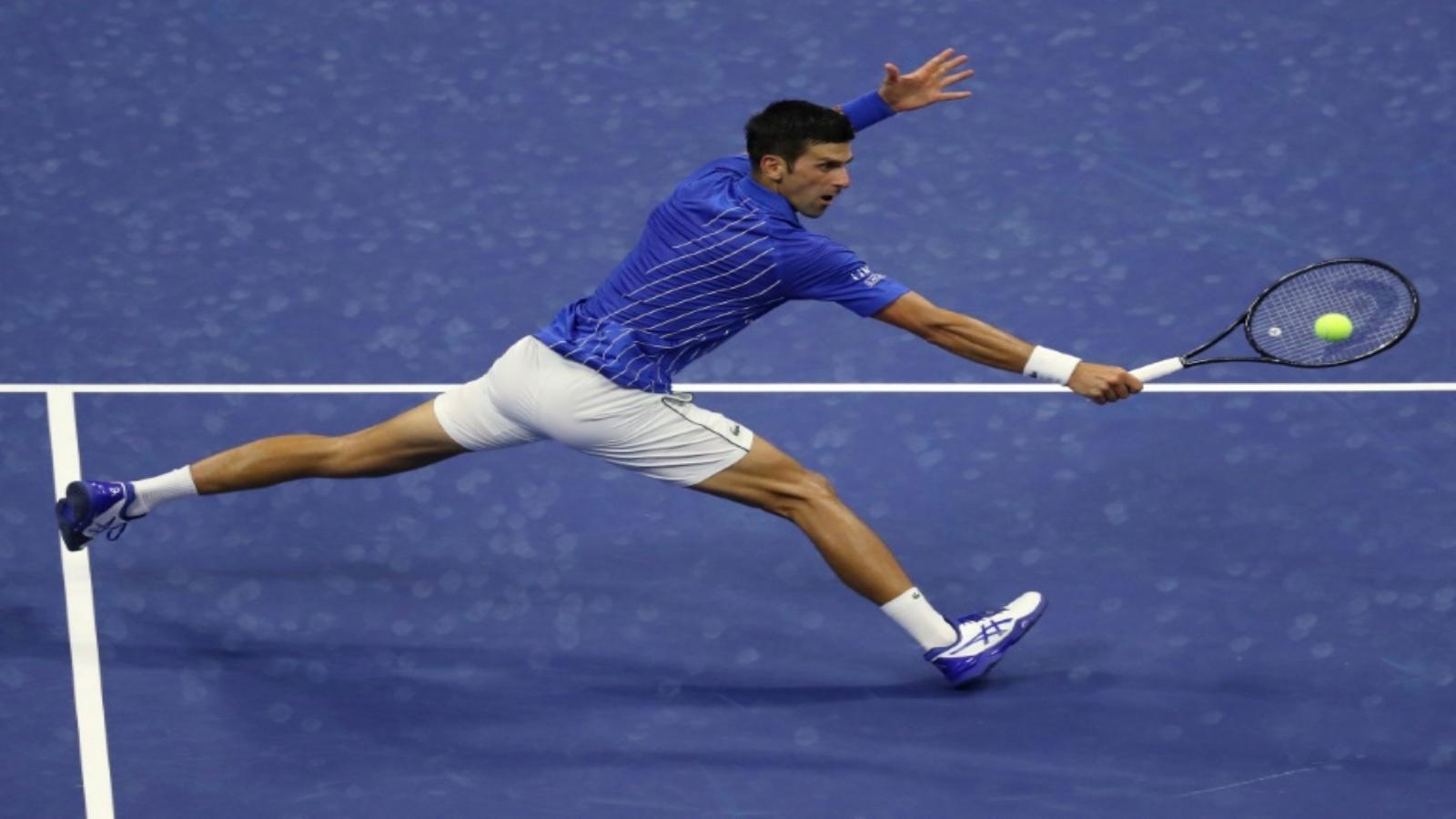 ديوكوفيتش يواصل تفوقه على نيشيكوري ويصعد للدور الرابع في بطولة أمريكا المفتوحة للتنس