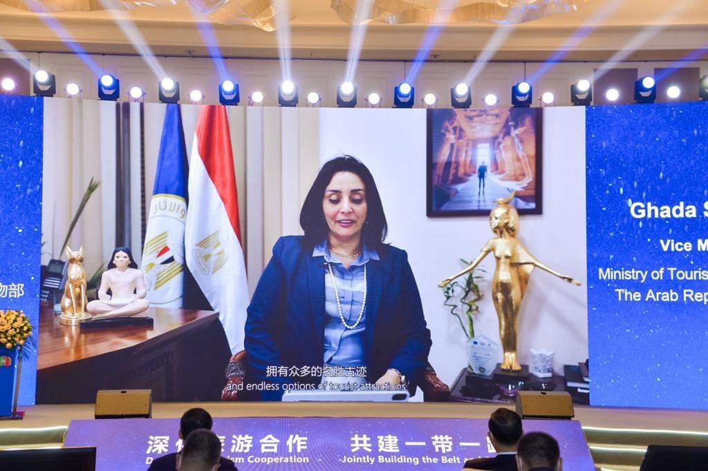;السياحة والآثار; تشارك في مؤتمر ;منظمي الرحلات في الصين والدول العربية;