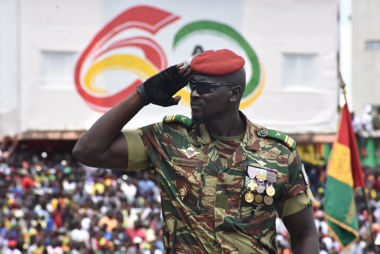 قادة الانقلاب في غينيا كوناكري يفرضون حظر تجوال في جميع أنحاء البلاد